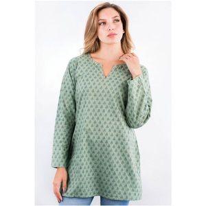 Cotton Rani Printed Tunic